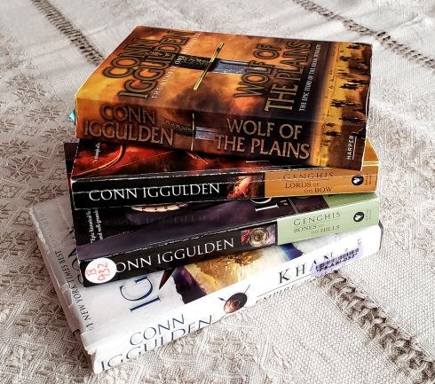 conn iggulden - conqueror series - small
